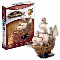 Cubic Fun Santa Maria Gemisi (3D Puzzle)