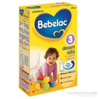 Bebelac 3 Devam Sütü 250 gr