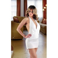 Terry Pau TP060874 Kadın Mini Elbise