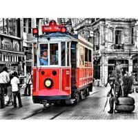 Art Puzzle Tramvay , Beyoğlu (1000 Parça)