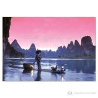 Educa 500 Parça Fishing On Li Reiver, China