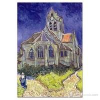 Educa 1500 Parça Puzzle The Church At Auvers - Sur Oise