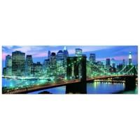 Educa Puzzle Panorama Brooklyn Bridge, New York (1000 Parça)