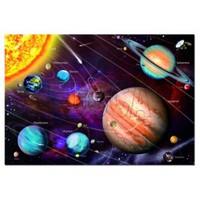 Educa Puzzle Solar System Neon (1000 Parça)