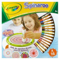 Crayola Spinaroo Aktivite Seti