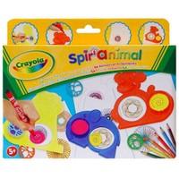 Crayola Spiral Hayvanlar