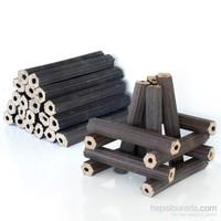 Prado Yeşil Flame Briket Şömine Odunu 15Kg
