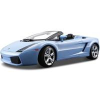 Maisto Lamborghini Gallardo Spyder Model Araba 1:18 Special Edition Mavi