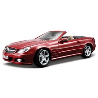 Maisto Mercedes Sl 550 Model Araba 1:18