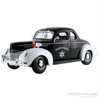 Maisto 1939 Ford Deluxe 1:18 Model Araba Special Edition