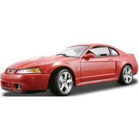 Maisto Ford Svt Mustang Cobra Coupe 2003 Model Araba 1:18 Special Edition Kırmızı