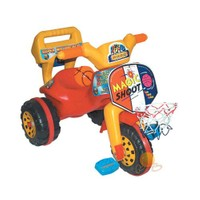 Enhoştoys Potalı Bisiklet - Renkli (B-7068)
