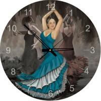 Art Puzzle Saat Flamenco (570 Parça)