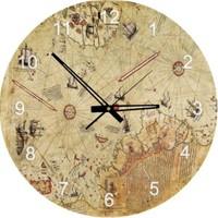 Art Puzzle Piri Reis Haritası (570 Parça,Saat Puzzle)