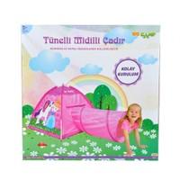 Nani Toys Tünelli Midilli Çadırı