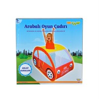 Nani Toys Wecamp Arabalı Oyun Çadırı
