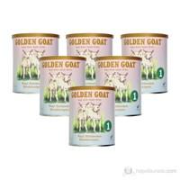 Golden Goat 1 Keçi Sütü Bazlı Bebek Sütü 400 gr - 6'lı