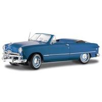 Maisto Ford 1949 Diecast Model Araba 1:18 Special Edition Mavi