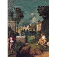 Ricordi Puzzle La Tempesta - Giorgione (1000 Parça)