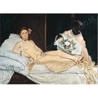 Ricordi Puzzle Olimpia 1863 - E. Manet (1000 Parça)