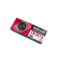 Maxell Cr2016 Lityum Hafıza Pili 10'Lu