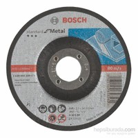 Bosch - Standard Seri Metal İçin Bombeli Kesme Diski (Taş) - A 30 S Bf, 115 Mm, 22,23 Mm, 2,5 Mm