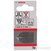 "Bosch - Anahtarsız Uç Takma Mandreni 10 Mm'Ye Kadar - 1 – 10 Mm, 3/8"" - 24"