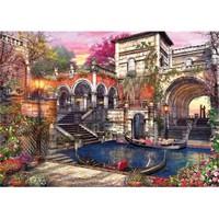 Ks Games 2000 Parça Venedikte Aşk - Dominic Davison Puzzle