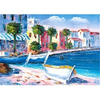 Puzz Puzzle Akdeniz (1000 Parça)