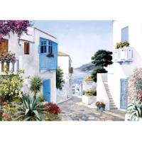 Puzz Puzzle Akdeniz Evleri (1000 Parça)