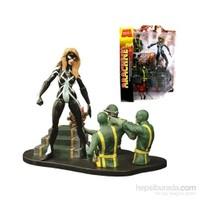 Marvel Select Arachne Figür