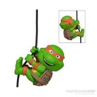 Scalers Michelangelo Kablo Tutucu Mini Figür