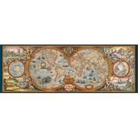 Heye Hemisphere Map (6000 Parça)
