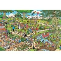 Jumbo The Park - Jan Van Haasteren (3000 Parça)