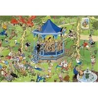 Jumbo The Bandstand - Jan Van Haasteren (1500 Parça)