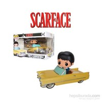 Funko Scarface Car POP