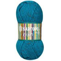 Kartopu Rubin Mavi El Örgü İpi - K542
