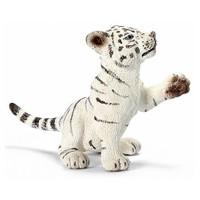 Schleich Oynayan Beyaz Yavru Kaplan Figür Model