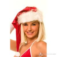 La Blinque Kadife Noel Şapka