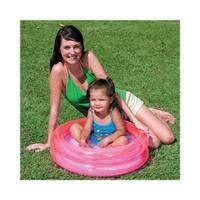Bestway 51061 2 Halkalı Renkli Çocuk Havuzu (61 * 51 Cm)
