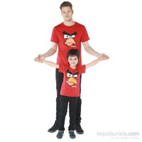 Köstebek Angry Birds - Face Çocuk Tişört