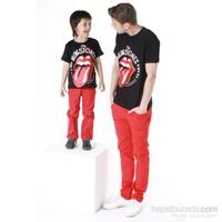 Köstebek Rolling Stones Çocuk Tişört