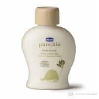 Chicco Pure Bio Organik Vücut Losyonu (100 ml)