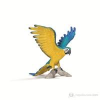 Schleich Mavi-Sarı Macaw 14690