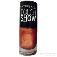 Maybelline Color Show Oje 7 Ml - 465 Brick Shimmer
