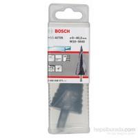 Bosch - Kademeli Matkap Ucu Hss-Altin - M10-M40, 10,0 Mm, 125,5 Mm