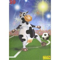 Fame Puzzle Playing Football (99 Parça)