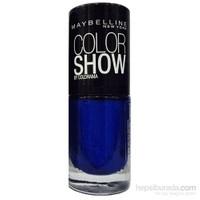 Maybelline Color Show Oje 7 Ml - 661 Ocean Blue