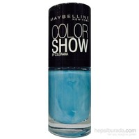 Maybelline New York Color Show Oje 7 Ml - 651 Cool Blue