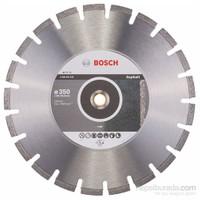 Bosch - Standard Seri Asfalt İçin Elmas Kesme Diski - 350 X 20/25,40 X 3,2 X 10 Mm